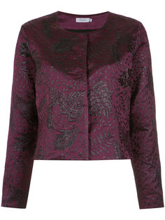 printed jacket Isolda