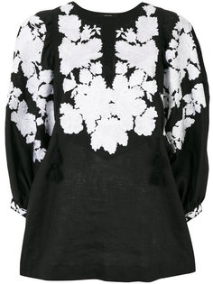 декорированная блузка Vita Kin