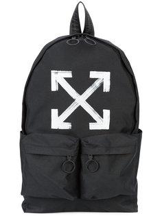 рюкзак со стрелками Off-White