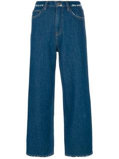 широкие джинсы Caron Mih Jeans