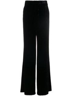 классические брюки клеш  Alberta Ferretti