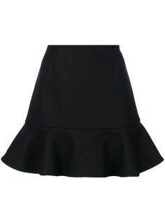 юбка с оборками на подоле Moncler