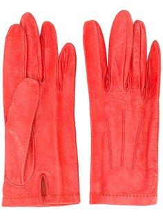 короткие перчатки  Yves Saint Laurent Vintage