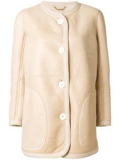 классическое пальто Chloé
