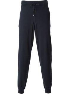 спортивные брюки на резинке  Loro Piana