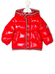 стеганая куртка Moncler Kids