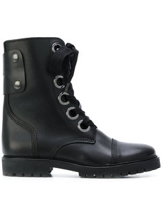 lace up Joe boots  Zadig & Voltaire
