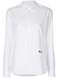 приталенная рубашка  Kenzo