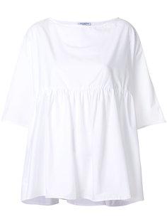 свободная поплиновая блузка  Vivetta