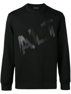 AL7 sweatshirt  Diesel Black Gold