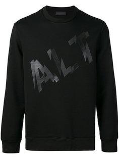 AL7 sweatshirt  Diesel Black Gold