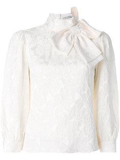 блузка с бантом  Alice+Olivia