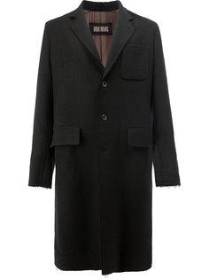 пальто в стиле пиджака Uma Wang