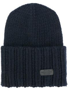 трикотажная шапка в рубчик Dsquared2