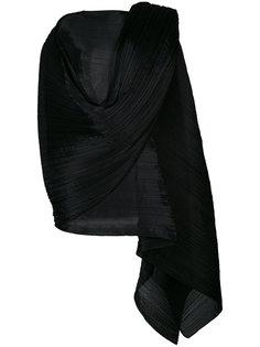 классический плиссированный шарф Pleats Please By Issey Miyake