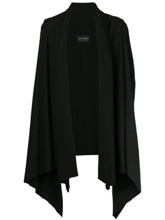 драпированное пальто Yuiki Shimoji