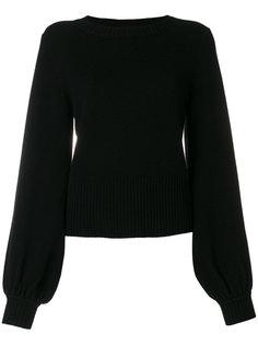свитер с рукавами клеш  Chloé