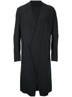 длинное пальто Julius