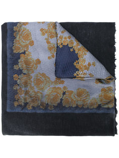 шарф с цветочным принтом Avant Toi