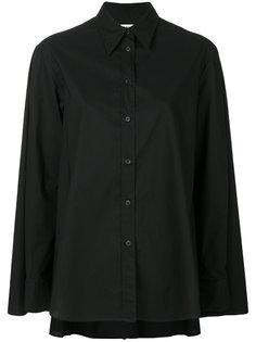 рубашка без воротника  Mm6 Maison Margiela