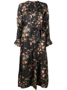 платье с цветочным принтом Olympia Isabel Marant