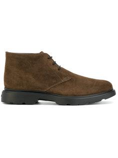 ботинки-дезерты Hogan