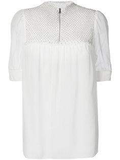 блузка с вышивкой 3.1 Phillip Lim