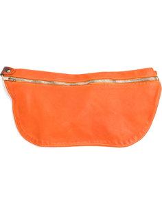 классическая сумка-почтальонка Guidi