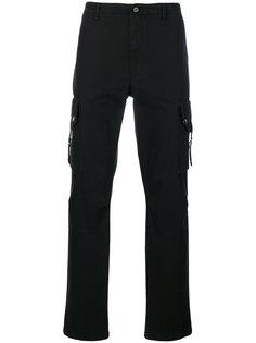 брюки с карманами карго Maison Margiela
