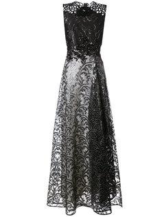 вечернее платье Noldin Talbot Runhof