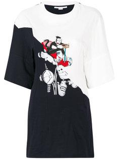 длинная футболка Korky the Cat Stella McCartney