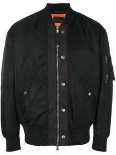куртка-бомбер Diesel