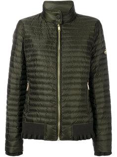 стеганая куртка на молнии Michael Kors