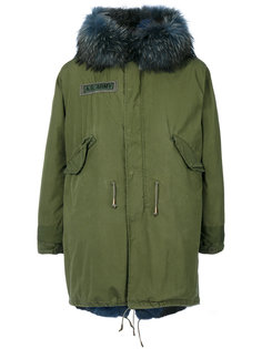 hooded military coat As65