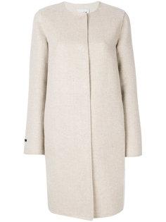пальто без воротника  Manzoni 24