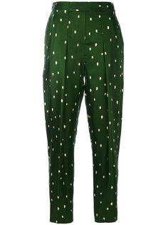 классические брюки с узором в горох 3.1 Phillip Lim