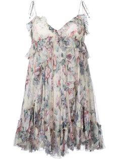 floral print cami dress Zimmermann