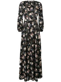 длинное платье Odette  Vilshenko