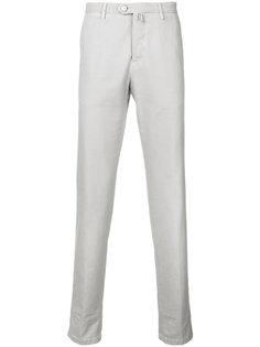брюки стандартного кроя Kiton