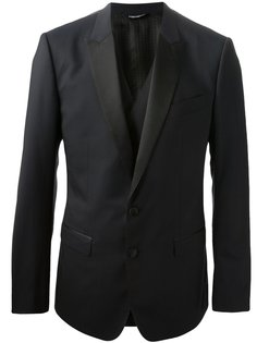 брючный костюм с жилеткой Dolce & Gabbana