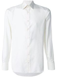 узкая рубашка Alexander McQueen
