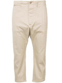 укороченные брюки R13