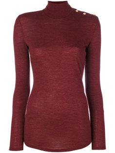 свитер-водолазка  Balmain