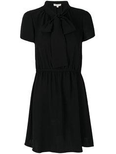 расклешенное платье с завязкой  Michael Michael Kors