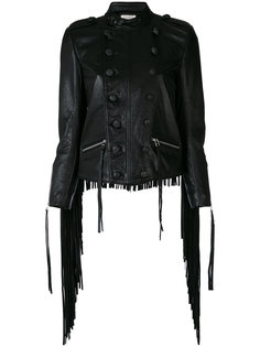 куртка в стиле милитари с кисточками Faith Connexion