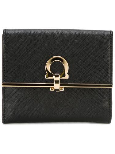 бумажник с отделкой 'Gancio' Salvatore Ferragamo