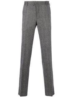 строгие брюки Saint Laurent