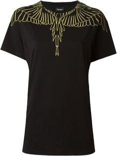футболка Toluca  Marcelo Burlon County Of Milan