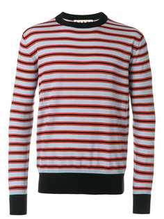 полосатый свитер Breton Marni
