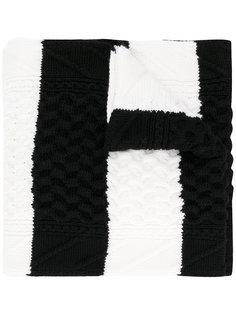 шарф в полоску McQ Alexander McQueen